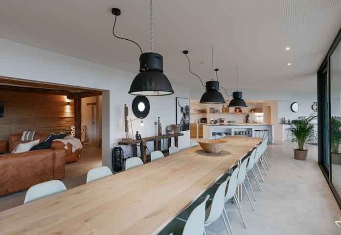 Luxueuse maison de vacances avec vue imprenable