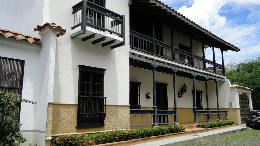 Casa la Herencia - Cauca Viejo