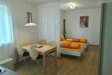 One-room-Apartment at Olang right on the Kronplatz - Mitterolang - Rumah
