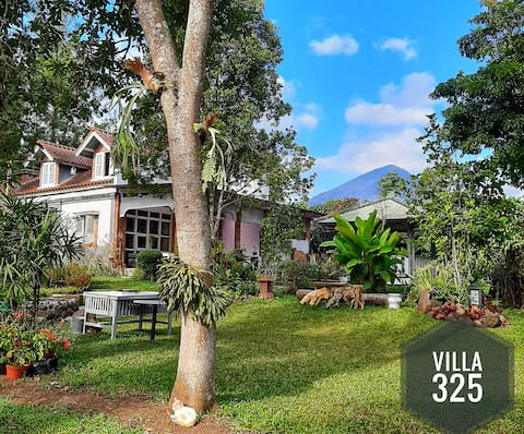 Villa 325 Cibodas, Maribaya