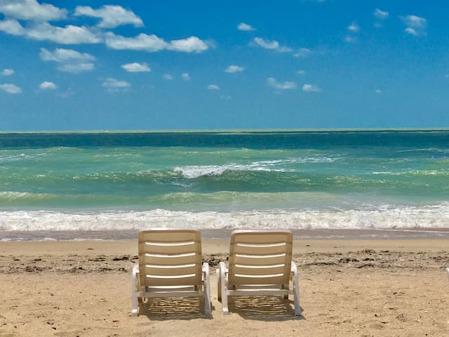 Beach Front Two Bedroom Bungalow on Casey Key - 5
