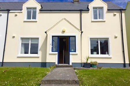 Cozy family home 5 mins from beach - Lahinch - Haus