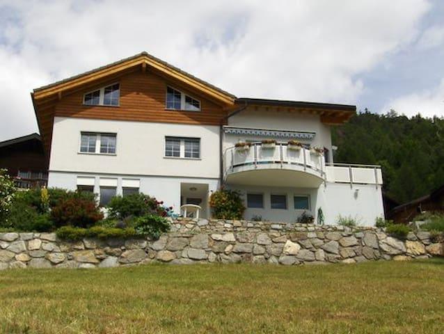 BnB Heidadorf Heinzmann - Visperterminen