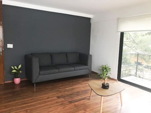 Habitación  ventana