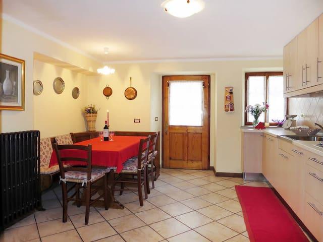 Casa Martina ai piedi del Monte Rosa a Macugnaga - Province of Verbano-Cusio-Ossola - House