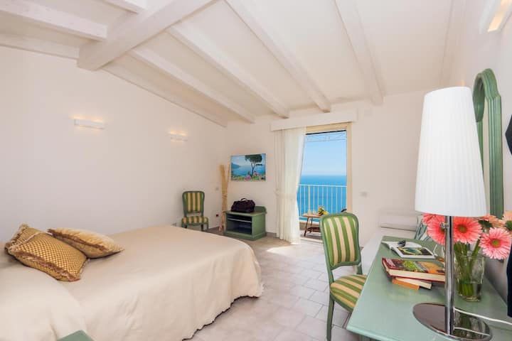 B&B Al Pesce d'Oro - Junior Suite Terrace Sea View