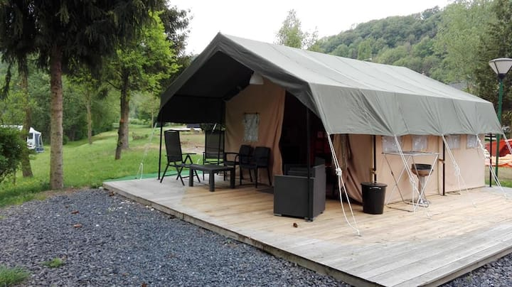Luxury Safaritent Mullerthal