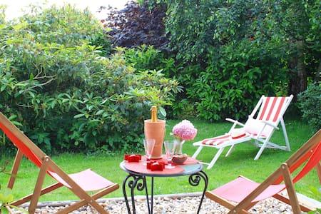 Chambre d'hôtes Etretat - Le jardin de Lupin - Bordeaux-Saint-Clair - Bed & Breakfast