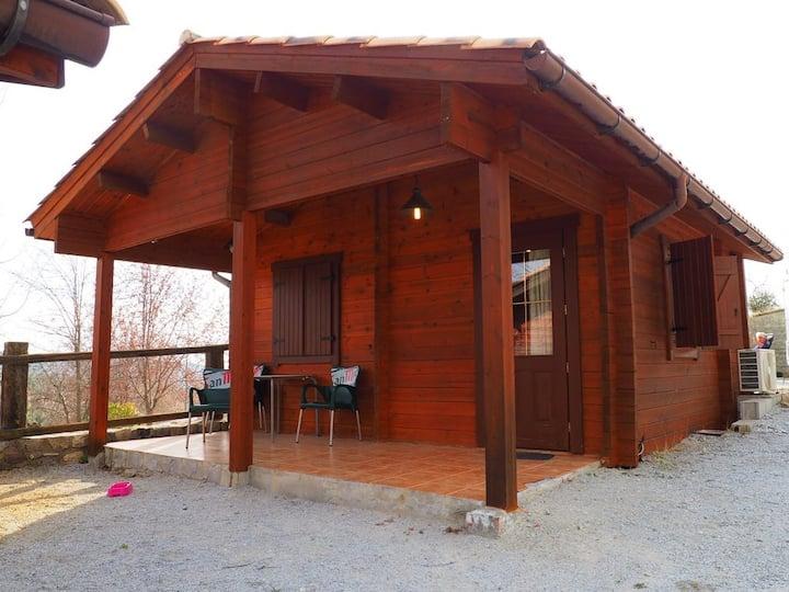 Bungalow para 2 pax Camping Alto de Viñuelas
