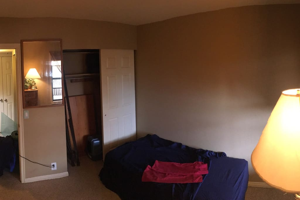 Picture 1 of 3 Twin Bed and Closet
