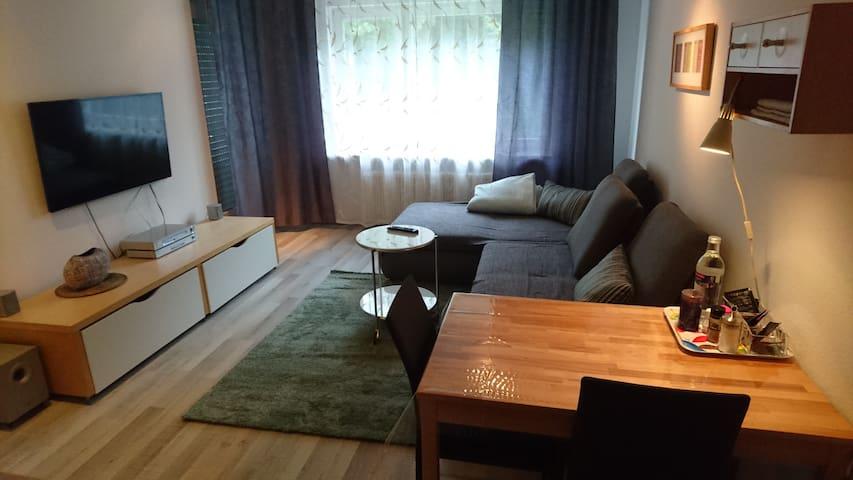 Studio B2 Modernes Studio Nähe Solemar und Kurpark - Bad Dürrheim - Wohnung