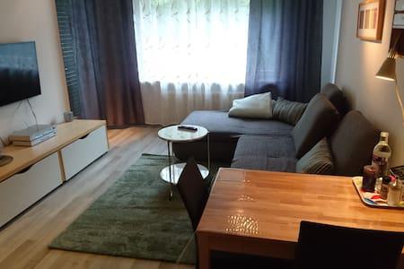 Studio B2 Modernes Studio Nähe Solemar und Kurpark - Bad Dürrheim - Apartment