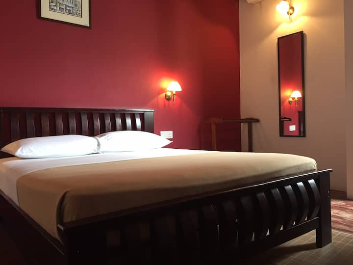 Old Penang - Spacious Double Room, Heritage Stay