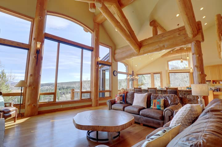 Good Elevations on Two Cabins Drive - 5BR 5.5BA