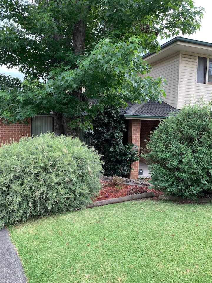 Quite location in Figtree,self contained  unit