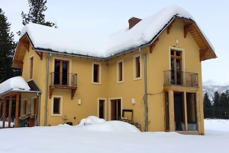 Timber Chalet - Leavenworth - House