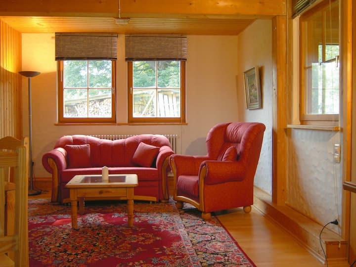 Landhaus Graf, (Freudenstadt), Ferienwohnung, 50qm, 1 Schlafzimmer, max. 4 Personen