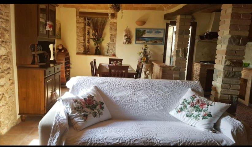 Casa de vacanza a pochi km da Roma