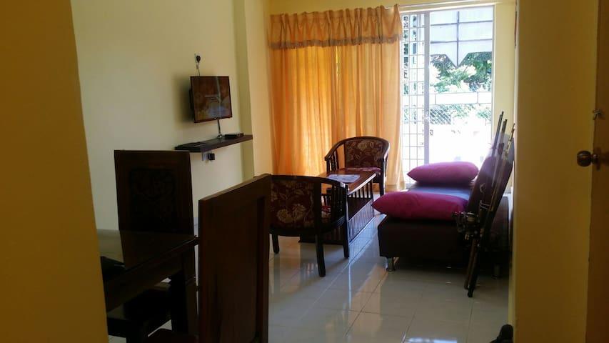 Pangkor Homestay Mewah tepi pantai - Pangkor Island - Appartement