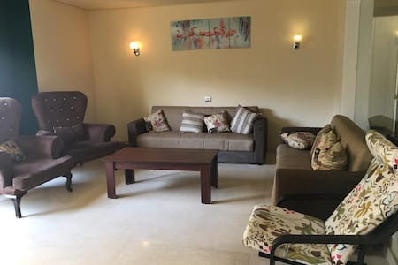 A 2 bedroom appartment in Palm Hills,The Village