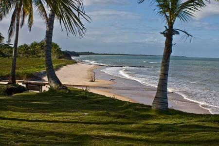 Beach Bangalô Lagoa Doce Corumbau