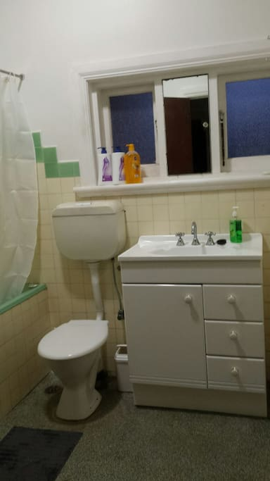 1 of the Shared Bathrooms