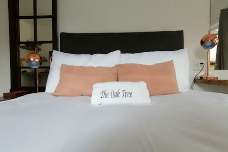 THE OAK TREE room 1