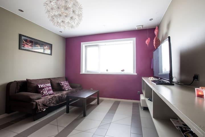 Studio met keuken en slaapkamer - Wervik - Departamento