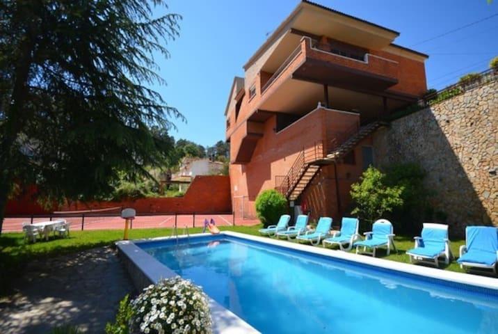Villa Ervina - Lloret Blau - Casa de campo