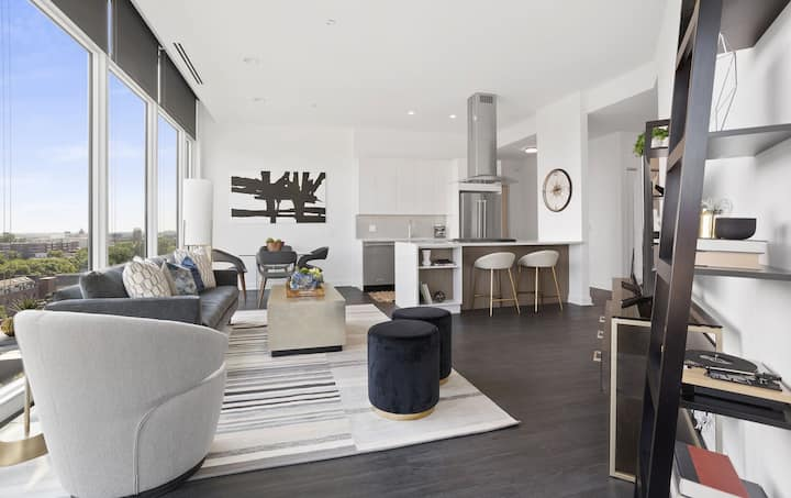 Entire apartment for you | 3BR in Chicago