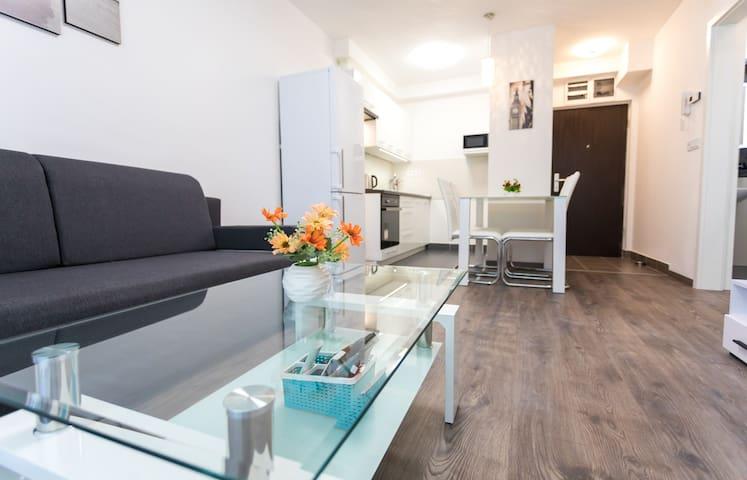 Semmelweis Premium Apartment 107