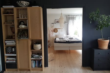 Modern apartment, 10 minute walk from city centre