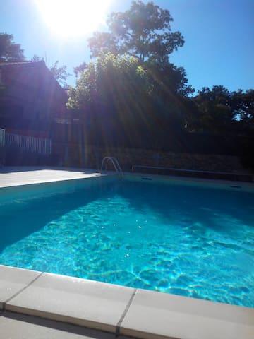 Chambre, piscine, parking, centre Toulouse - Toulouse - Apartment