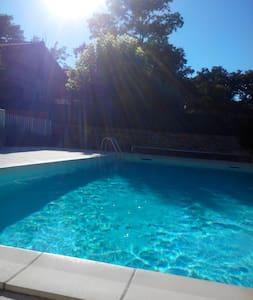 Chambre, piscine, parking, centre Toulouse - Toulouse - Wohnung