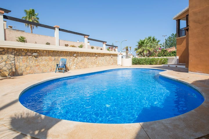 VORAMAR - Chalet for 6 people in Colonia de Sant Pere. - Colonia de Sant Pere - Talo