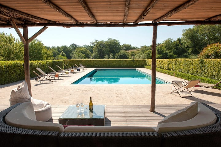 Villa Rivombrosa with private pool
