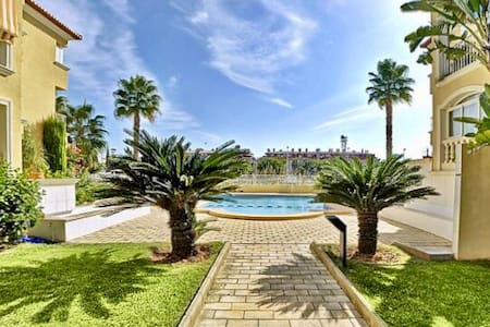 Luxury apartment 4people 150m. to the sea