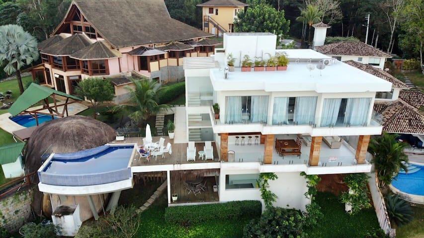 Casa Condomínio Portogalo - Vista deslumbrante