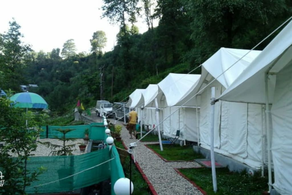 The Open Road Camp & Cafe, Manali
