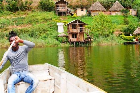 Living local on lake bunyonyi