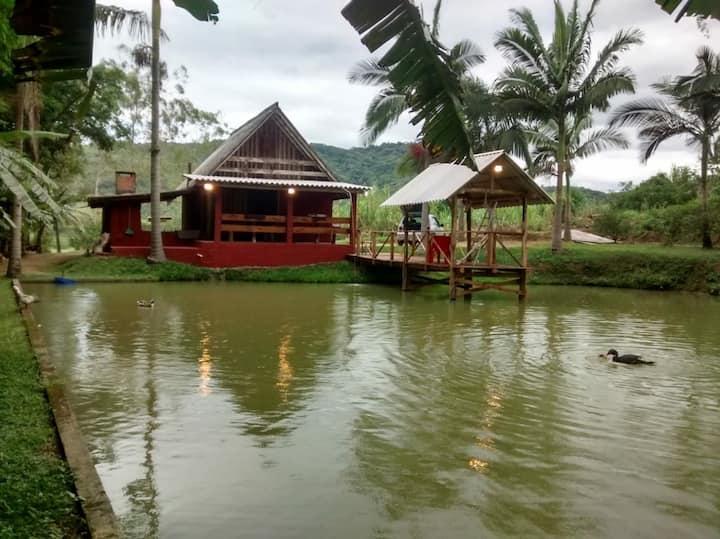 Cabana das Palmeiras
