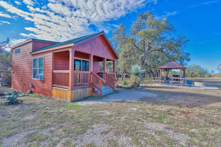 Ranch at Wimberley- Blue Hole Cabin