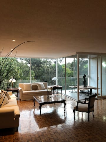 Polanco, LUX&Huge apartment. In front /Chapultepec