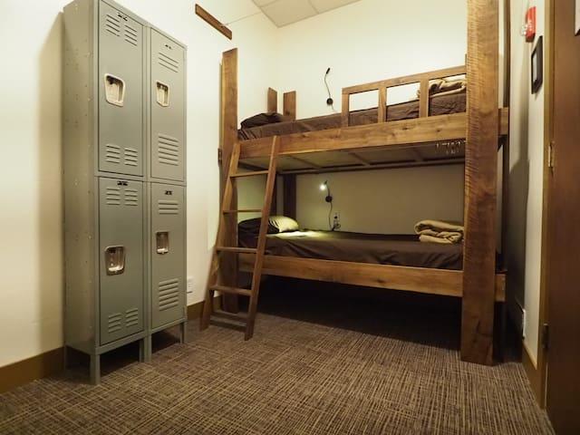 Park City Hostel: Private Double Room