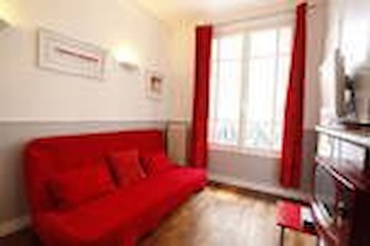 Studio proche Porte de Vincennes