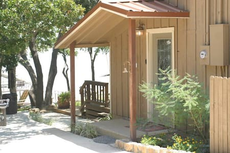 Excellent Deck and ON THE WATER!/ Lake Brownwood - Brownwood