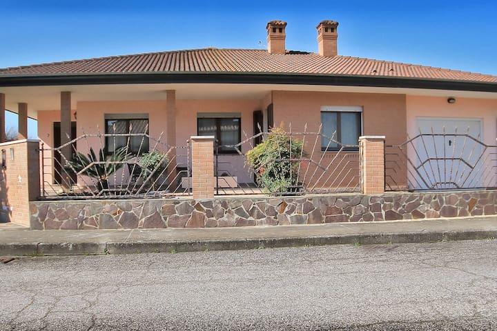 La Casa nel Delta/STANZA PRIVATA VERDE - Goro