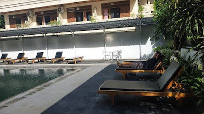 Cheap Room for Rent Monthly in Kuta Bali