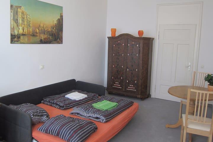 Cozy, quiet room in perfect location! - München - Apartment