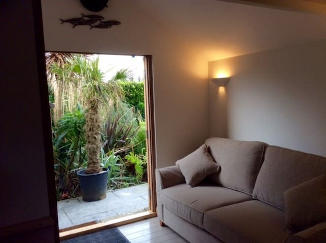 Beachcomber's Rest Charming Studio - Cornwall - Cabaña